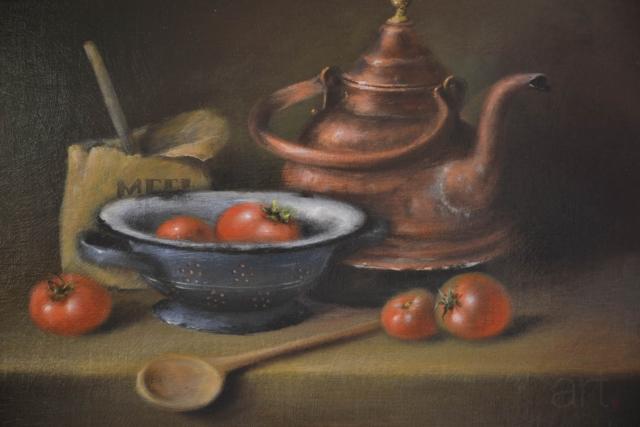 Tomatenschaal – Thomas Heesakkers – Art center Hoorn