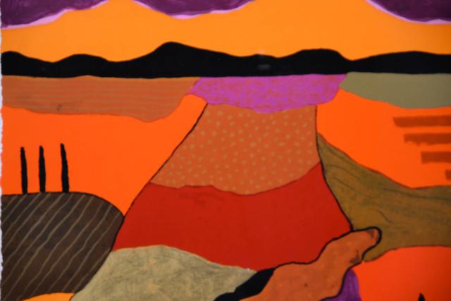 Lago Di Garda II – Ronald Boonacker – Art center Hoorn