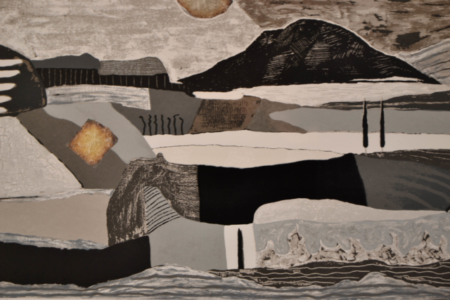 Night Sky I – Ronald Boonacker – Art center Hoorn