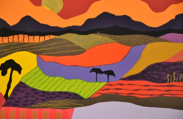 Tanzania III – Ronald Boonacker – Art center Hoorn