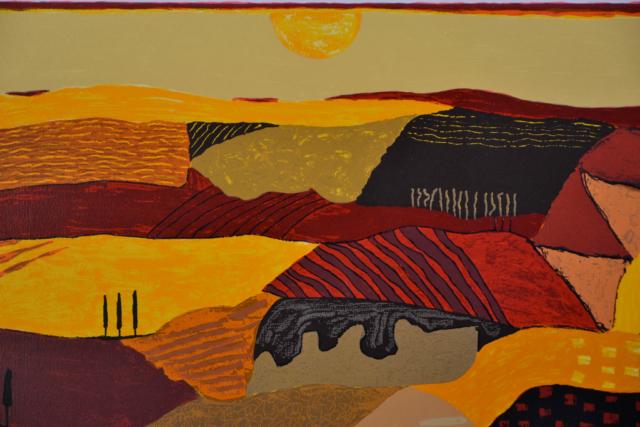 Gemsbokvlakte – Ronald Boonacker – Art center Hoorn