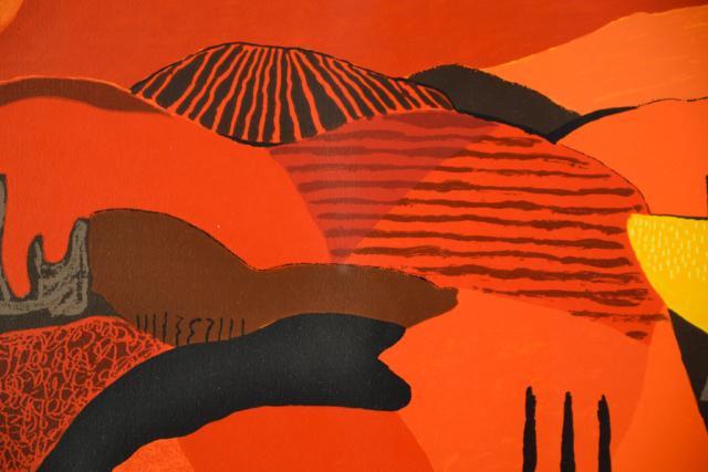 Rooibosberg – Ronald Boonacker – Art center Hoorn