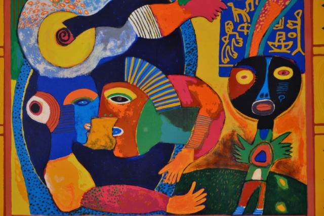 el Intospecion – Clemens Briels – Art center Hoorn