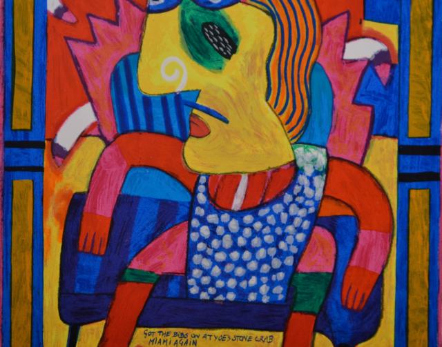 Miami Again – Clemens Briels – Art center Hoorn