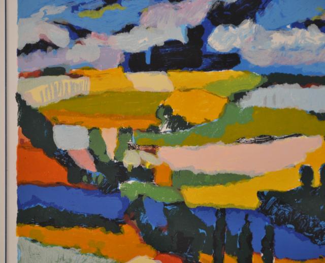 Berglandschap – Brauck – Art center Hoorn