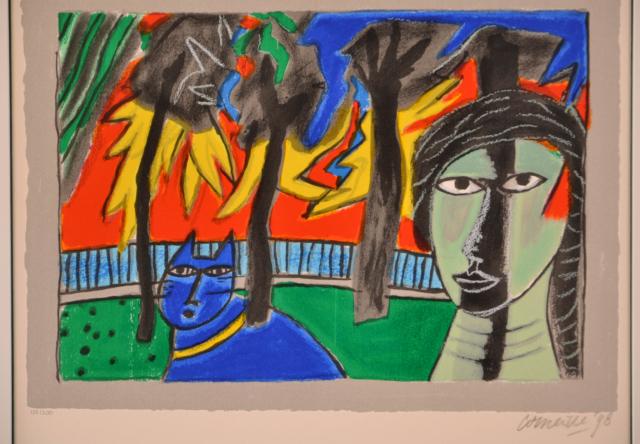 Le Parc en Liesse – Corneille – Art center Hoorn