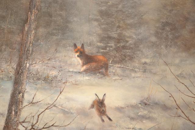 Jachttafareel – Pieter Dik – Art center Hoorn
