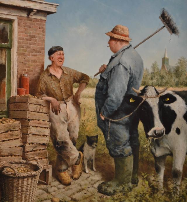 Dialoog – Marius van Dokkum – Art center Hoorn
