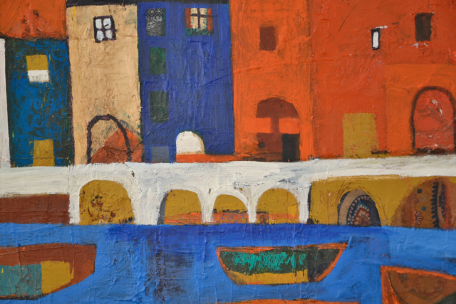 Calella – Dalwa D Onoffre – Art center Hoorn