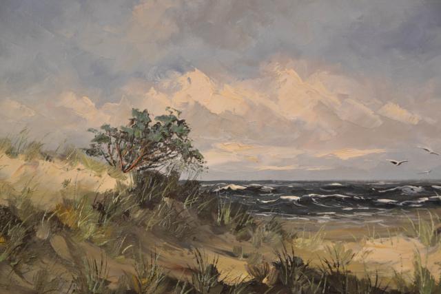 Duinlandschap – G.J. Ernens – Art center Hoorn