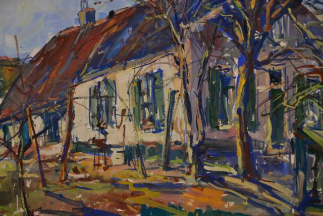 Boerderij – Henk Frese – Art center Hoorn