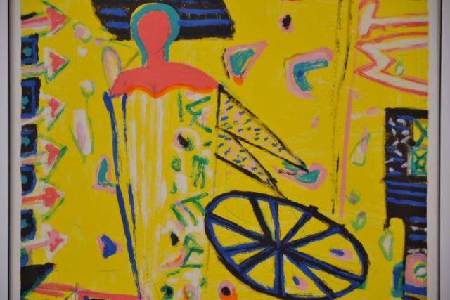 Cleopatra II – Gertie Janssen – Art center Hoorn
