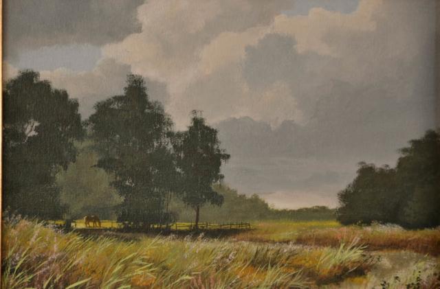 Landschap – C.P. Goeman – Art center Hoorn