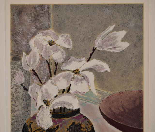 Bloemen in vaas III – Ellen Gunn – Art center Hoorn