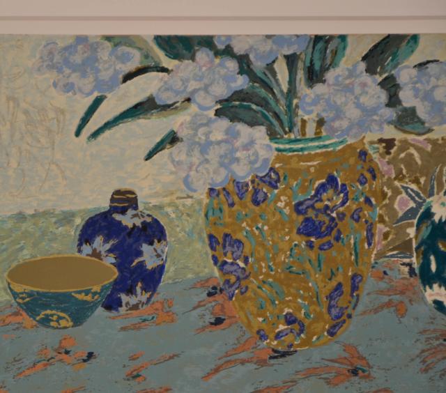 Flowers – Ellen Gunn – Art center Hoorn