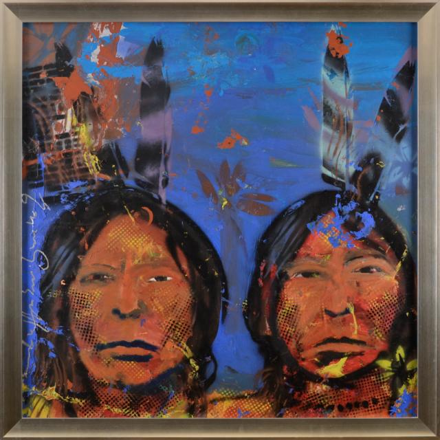 Brothers – Espen Greger Hagen – Art center Hoorn