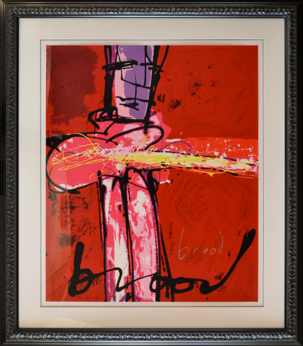 Purple Haze - Herman Brood - Art Center Hoorn