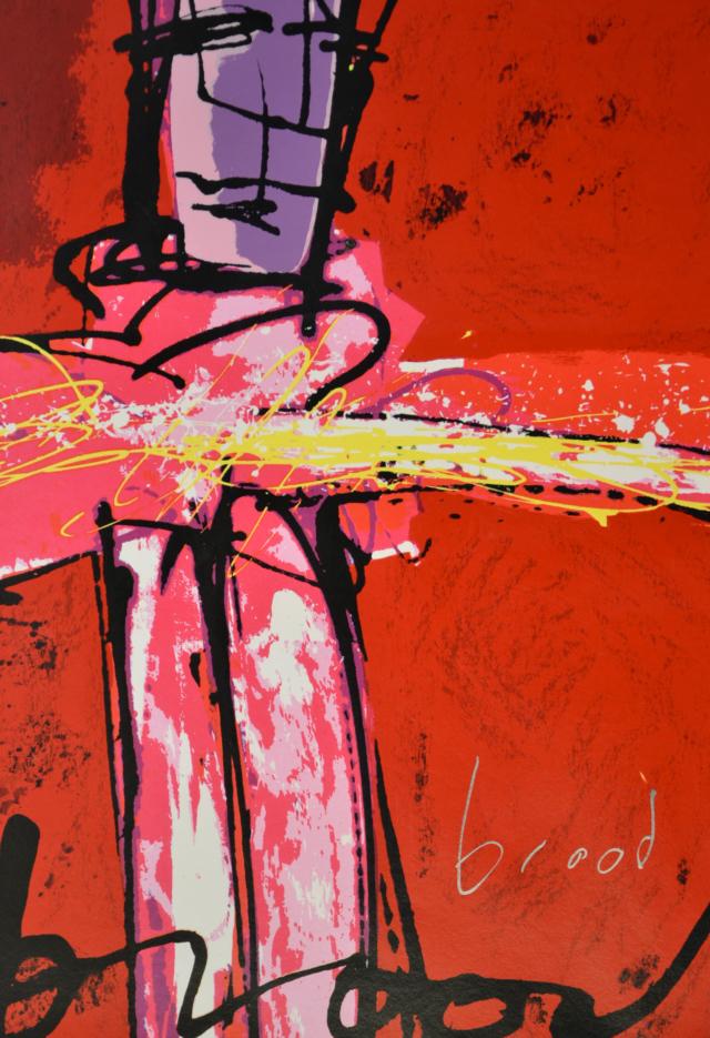Purple Haze – Herman Brood – Art center Hoorn