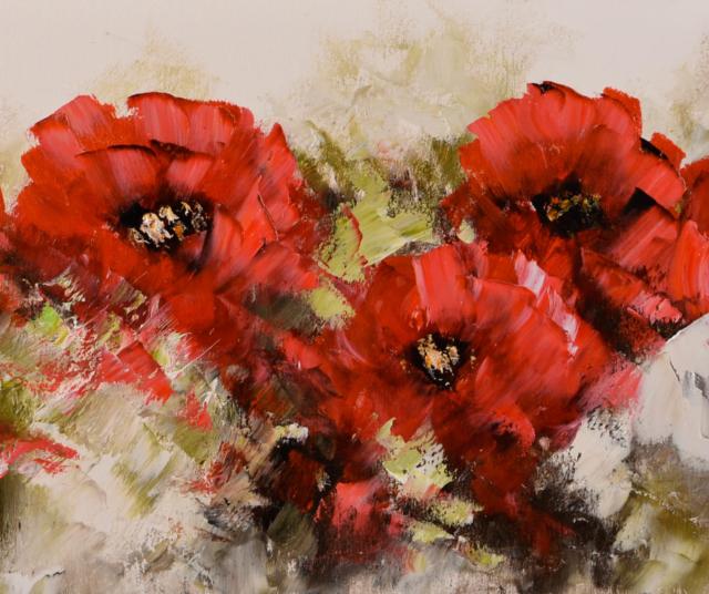 Klaprozen – Jochem de Graaf – Art center Hoorn