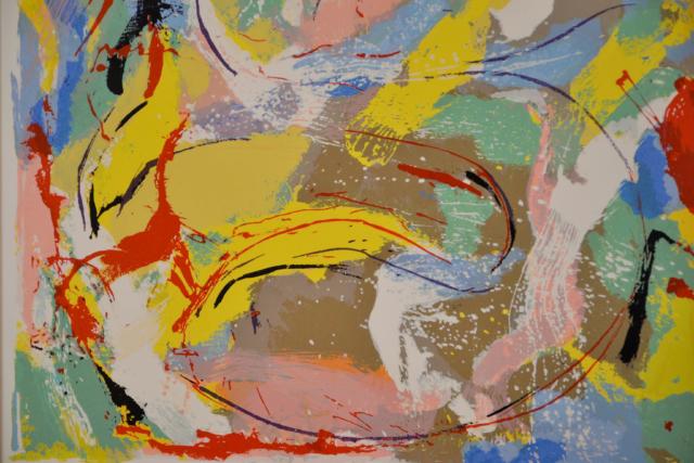 Dansende walvissen – Nic Jonk – Art center Hoorn