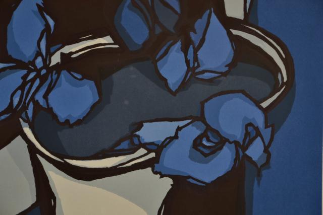Le Fleurs Bleues – Fon Klement – Art center Hoorn