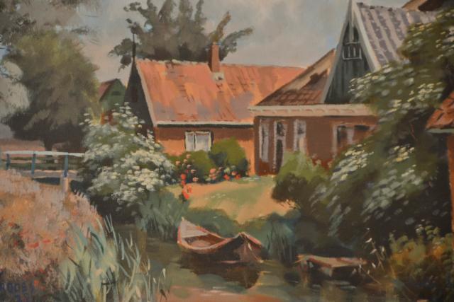 Opperdoes – Charles Louis – Art center Hoorn