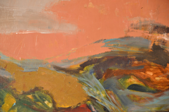 Landschap 1-2 – Joos Masteling – Art center Hoorn
