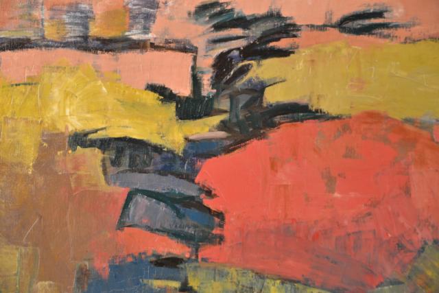 Landschap 2-2 – Joos Masteling – Art center Hoorn