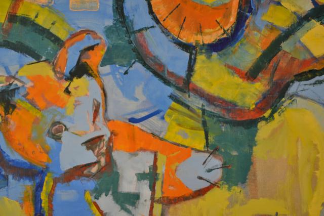 Teddy – Joos Masteling – Art center Hoorn