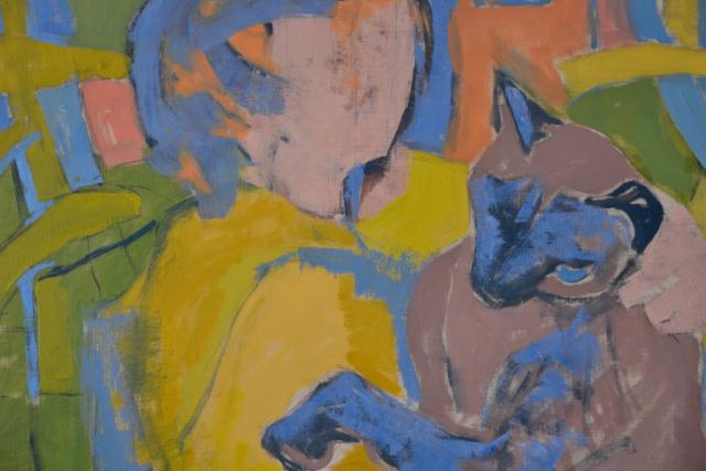 Zelfportret – Joos Masteling – Art center Hoorn