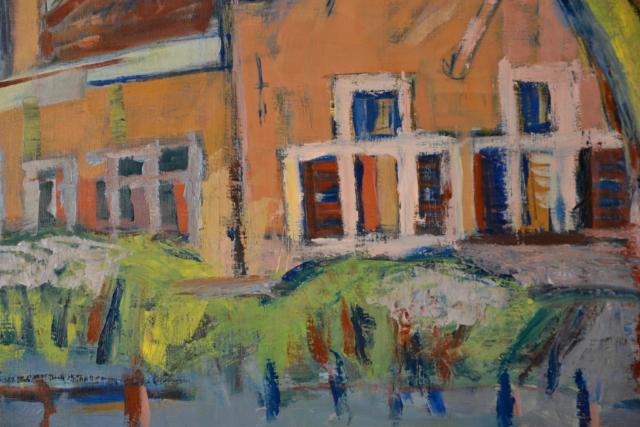 Boerderij – Joos Masteling – Art center Hoorn