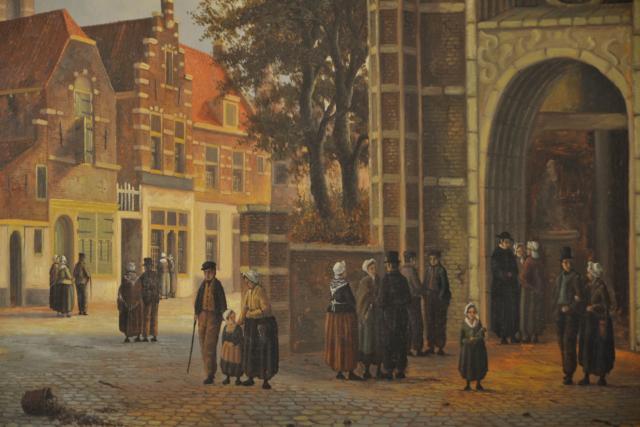 Uit de kerk – Ronald Meilof – Art center Hoorn