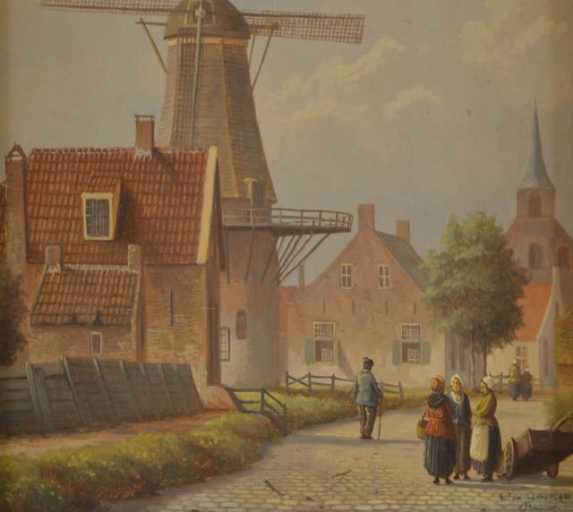 Nieuw Lekkerland – Ronald Meilof – Art center Hoorn