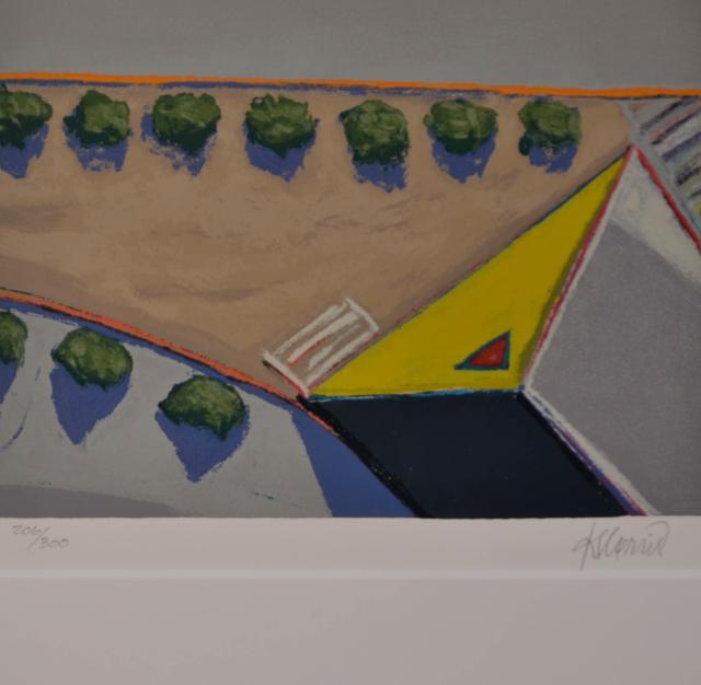 Beach II – Douglas K. Morris – Art center Hoorn
