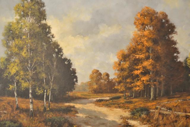 Bospad – Peter Motz – Art center Hoorn