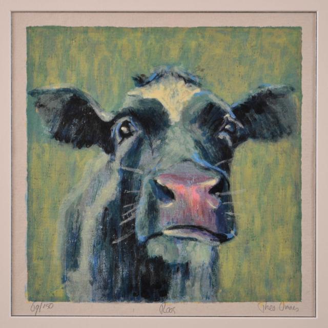 Roos – Theo Onnes – Art center Hoorn