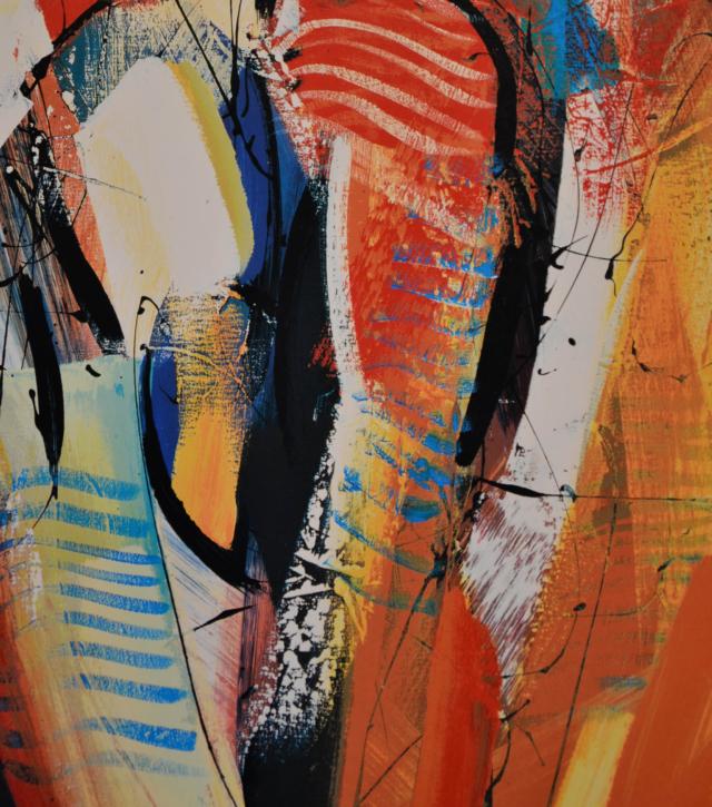 Silhouetten III – Peter Meijer – Art center Hoorn