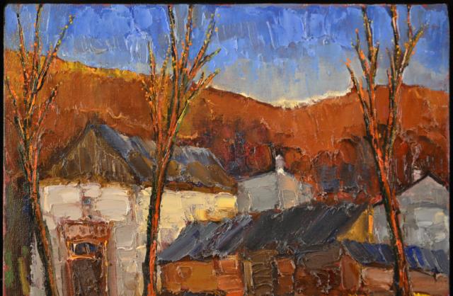 Huis voor berg – Kazimier Racayinski – Art center Hoorn
