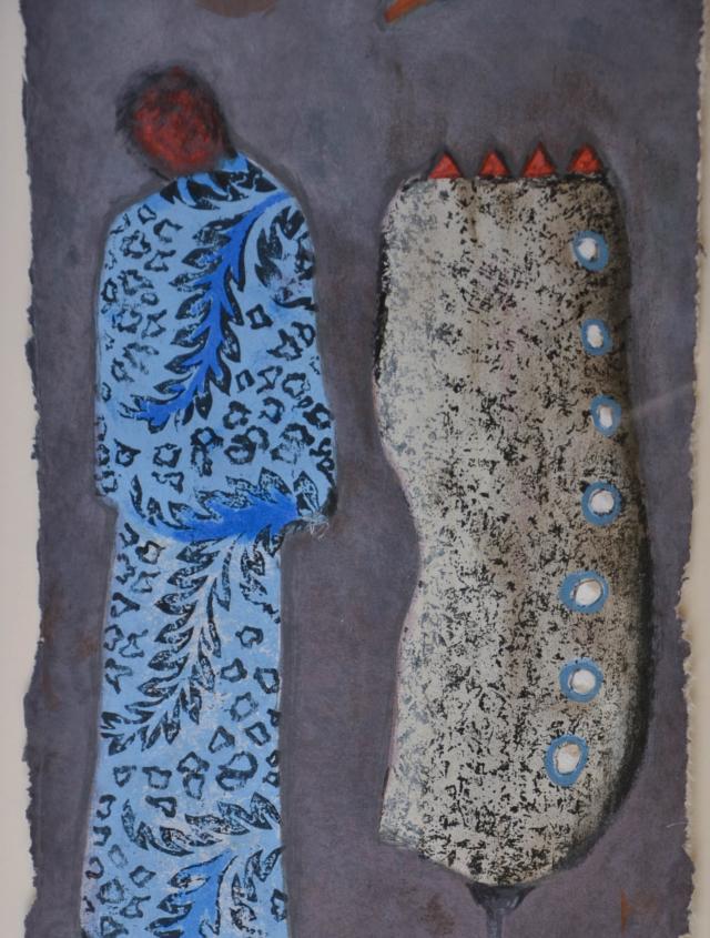 Shauti I – Liesbeth Rahder – Art center Hoorn