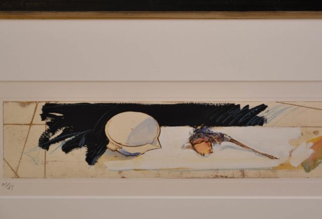 Schaaltje – Alessandro Reggioli – Art center Hoorn