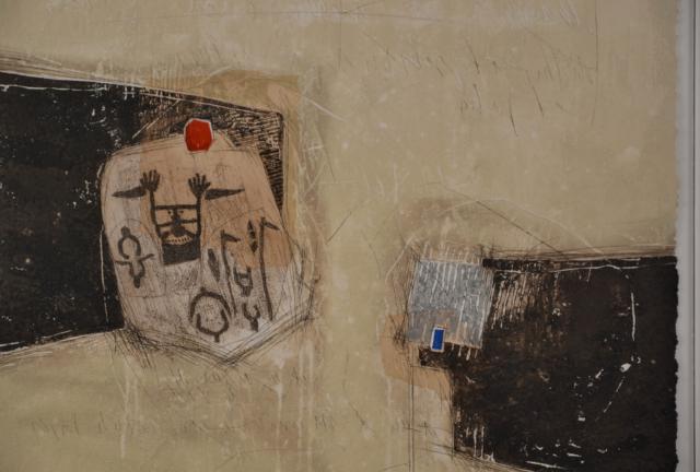 La Valle des Mernailles – Bernard Remusat – Art center Hoorn