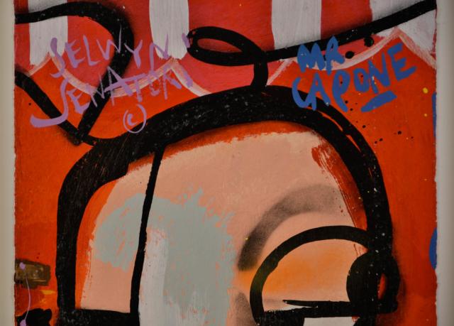 Ten Gangsters IX – Selwyn Senatori – Art center Hoorn