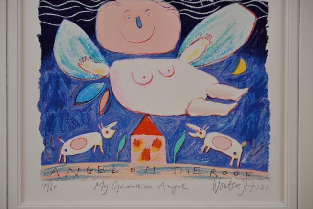 My Guardian Angel – Wouter Stips – Art center Hoorn