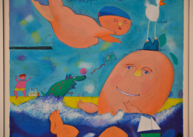 Swimming – Wouter Stips – Art center Hoorn