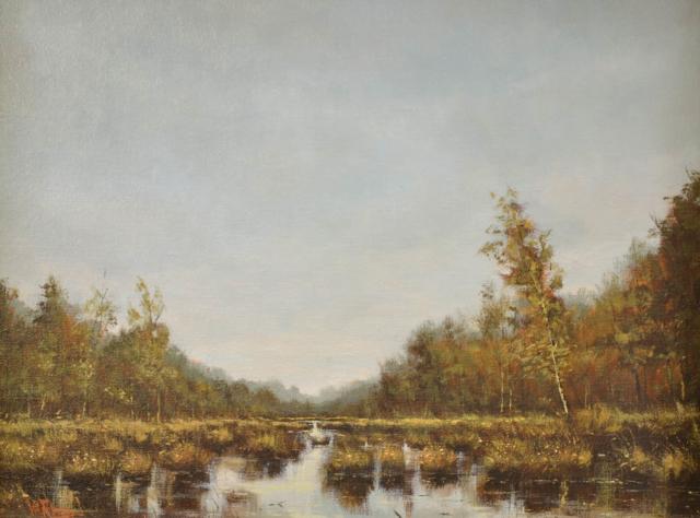 De Peel – M. Thijssen – Art center Hoorn