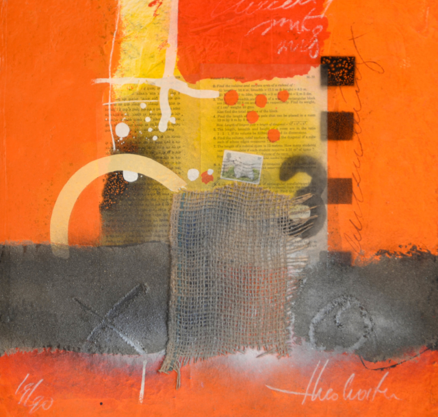 Mixed Media – Theo Koster – Art center Hoorn