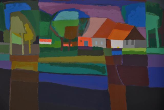 Boerenhoeve – Ton Schulten – Art center Hoorn