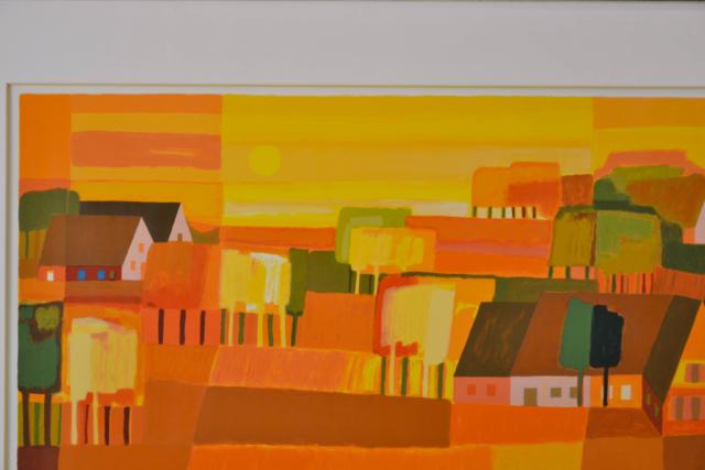 Zomer in Twente – Ton Schulten – Art center Hoorn