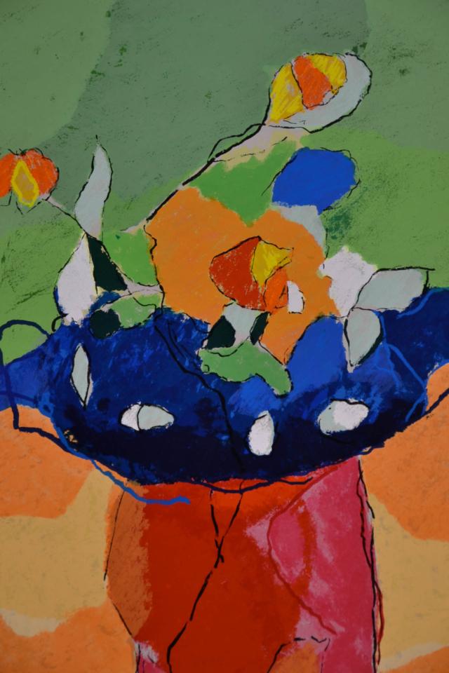 Abstract – Henk van Vessum – Art center Hoorn