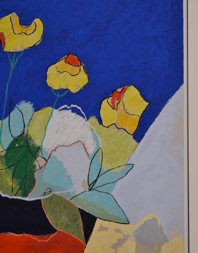Bloemen in vaas II – Henk van Vessum – Art center Hoorn